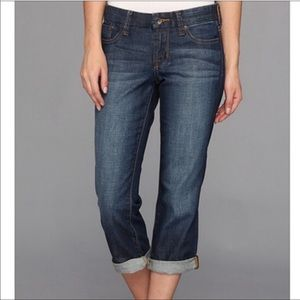 LUCKY BRAND SWEET JEAN CROP! PERFECT CONDITION!